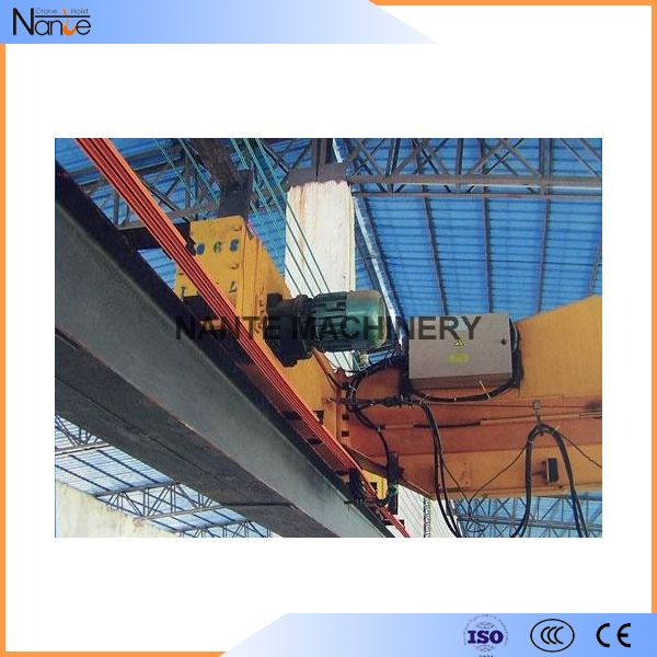 Low Power Mobile Devices Safety Seamless Conductor Rail 4P 600V