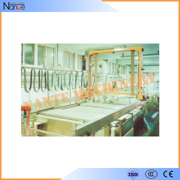 Heavy Duty C Track Festoon System Anti - Explosion Cable Trolley CCC / ISO / CE