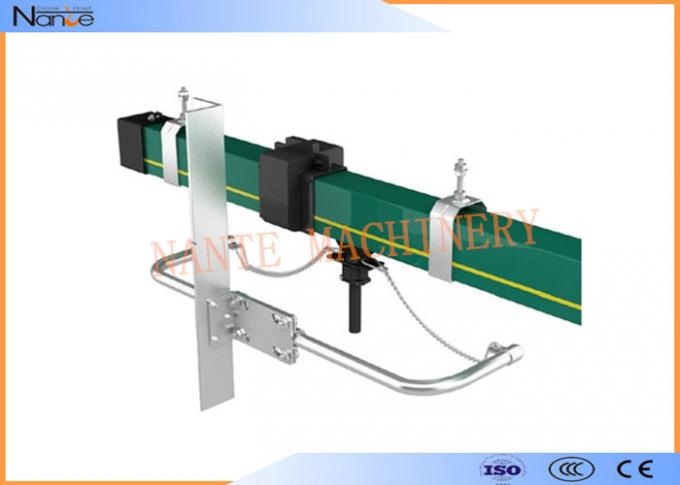 HFP Conductor Rail System Overhead Catenary System For Supplying Power