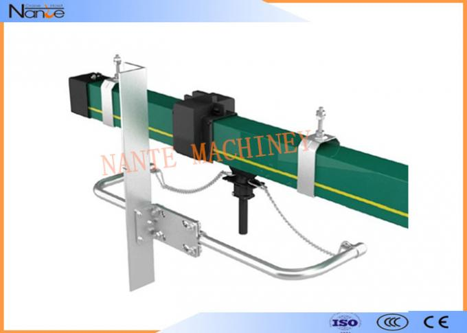 Overhead Catenary System Railway Electrification System 8 sqmm