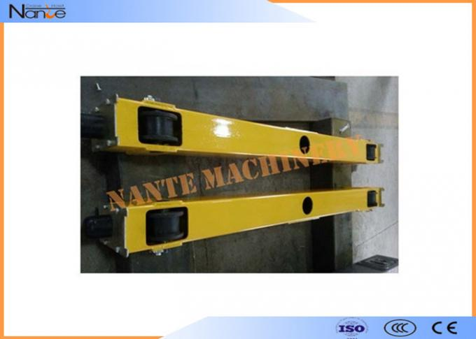 Independently Driven Crane End Carriage Shot - blasting ISO9001