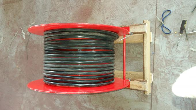 Compact Industrial Spring Cable Reel System Mobile Equipment SCR Size