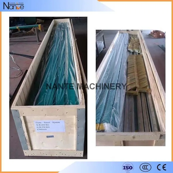 Durable HFP Series Type Overhead Crane Components Enclosed Conductor Rail