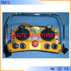 Crane Radio Joystick Remote Control Low Power Consumption 20 * 11 * 9cm