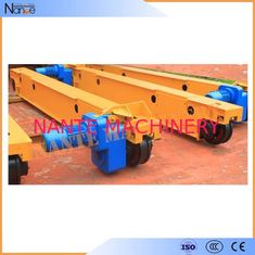 Heavy Industrial Crane End Carriage Reinforce Plate Bridge Gantry