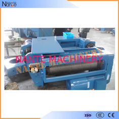 Single Beam Track Crane Lifting Hoist Electric Cable Hoist Adjusted