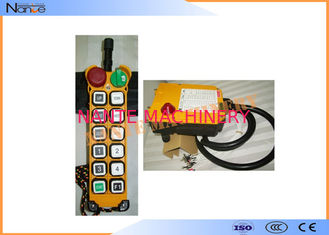 China Single Speed Wireless Hoist Remote Control Fiberglass F24-12S ISO supplier