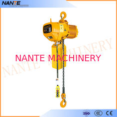 Industrial Electric Chain Hoist for Crane / Travelling Type / Fixed Type Electric Hoist
