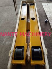 42CrMn Crane End Carriage / Wheel Block 1 ton ~ 100 ton for End Carriage