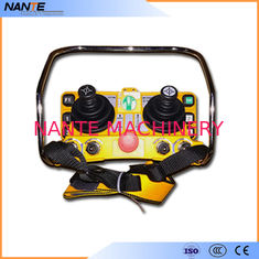 China Lightweight Power & Full Distant Industrial Wireless Hoist Remote Control For Hoisting Equipment supplier