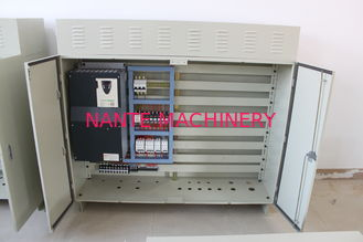 China IP55 Schneider Crane End Carriage , Gray / Black End Carriage Control Panel supplier