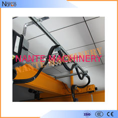 China Factory Workshop Festoon System For Overhead Crane Cable Roller supplier