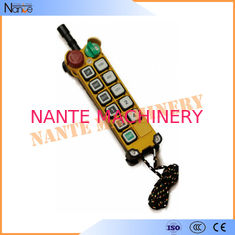 China Digital Wireless F24 Series Crane Remote Control Over The Whole World supplier