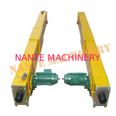 China Open Gear End Carriage Single Or Double Girder Availble Best Quality supplier