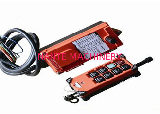 IP65 Crane Digital Wireless Hoist Remote Control , Bridge Crane Control
