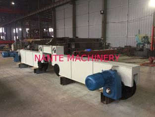 End Truck / End Carriage Wheel Crane Bogie For Heady Duty Overhead Crane