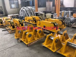 Hollow Shaft End Truck / End Carriage Crane Bogie Style Advantaged Design