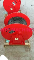 Industrial Grade Spring Auto Cable Reel System For Mobile Equipment Cables