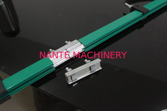 Mobile Crane Parts Flexible Insulated Unipole Powerail Conductor Bar / Busbar