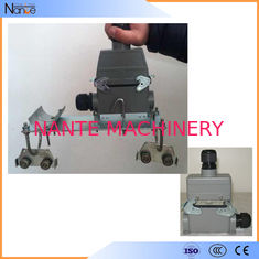 Plug And Play Mobile C-Rail Crane Cable Trolley For I Beam Festoon System