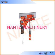 Low Headroom Electric Chain Hoist Electric Wire Rope Hoist 500kg