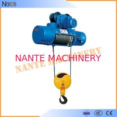 High Speed Monorail 3 Phase Electric Wire Rope Hoist 20 Ton 0.5~8m/min
