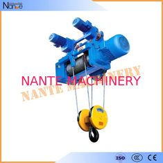 Heavy Duty 8 ton Industrial Electric Hoist For Metallurgy 50Hz / 60Hz