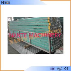 Multiple Poles Insulated Crane Busbar System With Spacing 1.2m