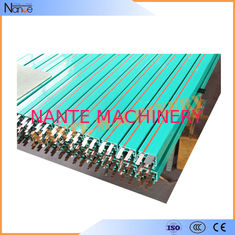 PVC Enclosed Conductor Rail System Self - Extinguishing Green Boxline
