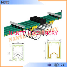 Busbar Powerail Crane Conductor Bar System With CCC / ISO9001 NANTE JDC-H