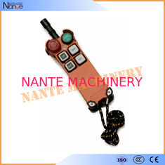 Universal Crane Industrial Wireless Hoist Remote Control Transmitter F21-4D