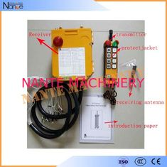 Hand held Hoist Push Button Switch With Nylon - Fiber Housing TELECRANE F24-10S