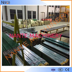 Heavy Load Single Pole Electric Crane Conductor Bar DSL System