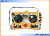 Double and Single  Speed Wireless Hoist Remote Control  Joystick  F24-60
