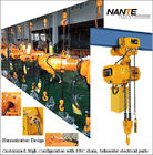 China HHBB Electrical Chain Hoist With Hook High Configuration factory