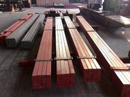 50*30 Smooth Surface Leaf Steel Crane Rail / Crane Square Billet Flat Bar