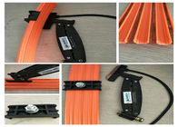 Add To CompareShare High Tro Reel System 4 Pole Seamless Copper Conductor Rail For Crane