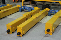 High Strength Profile 1 ~ 100T Crane hollow shaft End Carriage For Overhead Crane / Gantry Crane
