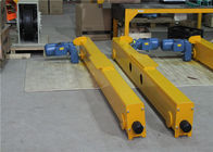 Fashion model Softing Start Motor Trolley End Carriage with yellow colour