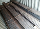 Hot Rolled Q345cr Flat Bar Steel Crane Rail For Overhead Crane