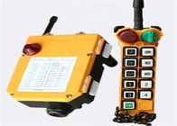 F24-10d 220V AC Overhead Crane Wireless Remote Control For Bridge Crane