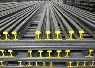 Qu100 Steel Crane Rail For Overhead Crane / Bridge Crane Components