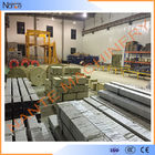 China Corrosion Resistance C Track Festoon System Festoon Trolley Cable Carrier factory