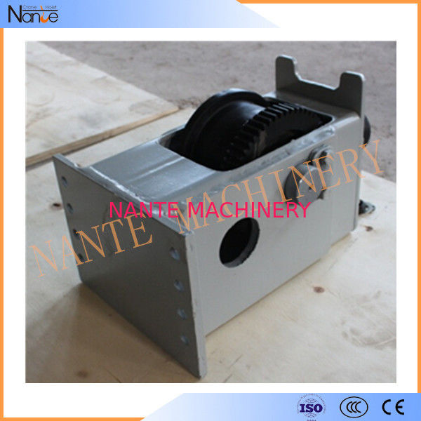 Heavy Industrial / Alloly / Wheel Block and Customized Electric Motor for Cranes