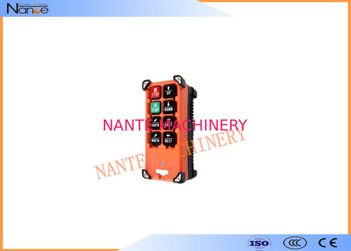 Handheld 	Bridge Crane Control Radio Frequency Filtering Reliable Communication