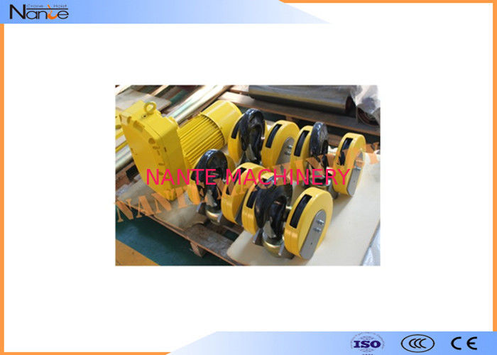 Hook Assembly Electric Wire Hoist Small Electric Hoist High Speed