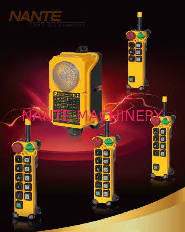 Single / Double Speed  Wireless Industrial Remote Controller F24+ Series