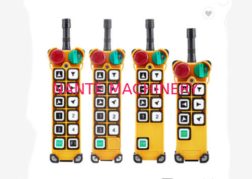 Digital Wireless F24 Series Crane Remote Control For Over Whole World