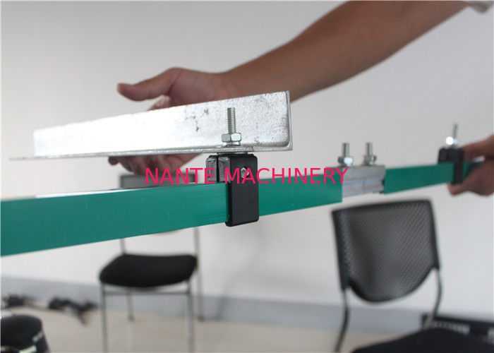 High Safety Insulation Housing Crane Busbar System Corrosion Resistance