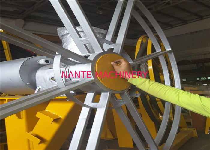 Motorized Crane Cable Reel System Overhead Crane Components To Heavy Cable